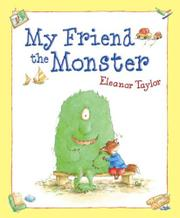 Book Cover for MY FRIEND THE MONSTER