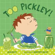 Cover art for TOO PICKLEY!