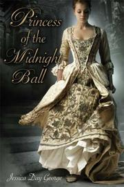 Book Cover for PRINCESS OF THE MIDNIGHT BALL