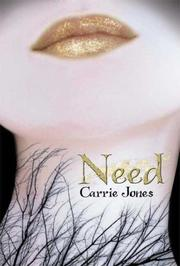 Book Cover for NEED