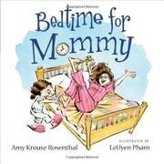 Cover art for BEDTIME FOR MOMMY