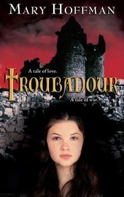 Book Cover for TROUBADOUR