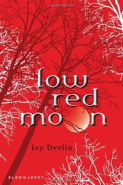 Book Cover for LOW RED MOON