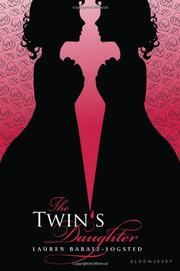 Cover art for THE TWIN'S DAUGHTER
