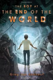 Cover art for THE BOY AT THE END OF THE WORLD