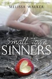 Book Cover for SMALL TOWN SINNERS