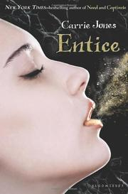 Book Cover for ENTICE