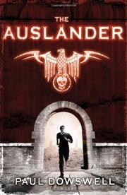 Cover art for THE AUSLÄNDER