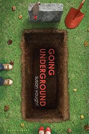GOING UNDERGROUND by Susan Vaught