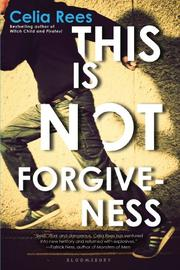 Book Cover for THIS IS NOT FORGIVENESS