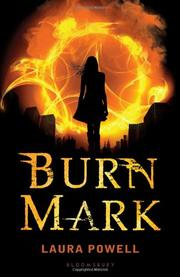 Book Cover for BURN MARK