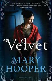 Cover art for VELVET