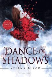 Cover art for DANCE OF SHADOWS