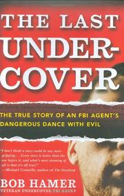 Cover art for THE LAST UNDERCOVER