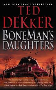 Book Cover for BONEMAN'S DAUGHTERS