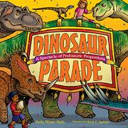 Book Cover for DINOSAUR PARADE