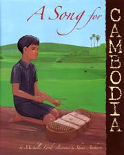 Cover art for A SONG FOR CAMBODIA
