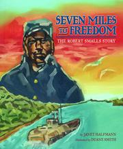 SEVEN MILES TO FREEDOM by Janet Halfmann