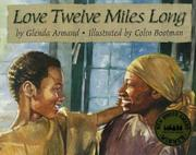Cover art for LOVE TWELVE MILES LONG