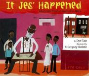 IT JES' HAPPENED by Don Tate