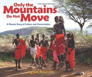 Book Cover for ONLY THE MOUNTAINS DO NOT MOVE