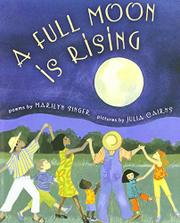 Book Cover for A FULL MOON IS RISING