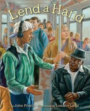 LEND A HAND by John Frank
