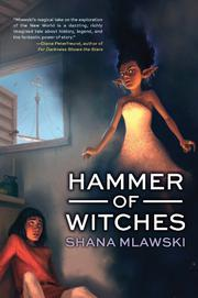 HAMMER OF WITCHES by Shana  Mlawski