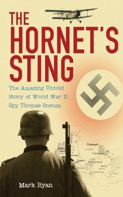 THE HORNET'S STING by Mark Ryan