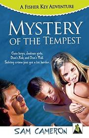 Book Cover for MYSTERY OF THE TEMPEST