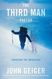 THE THIRD MAN FACTOR by John Geiger