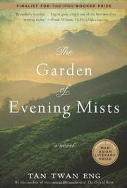 Cover art for THE GARDEN OF EVENING MISTS
