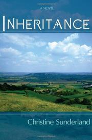 INHERITANCE by Christine Sunderland