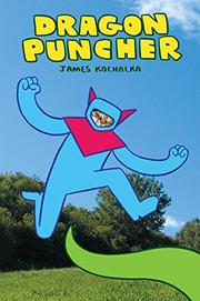 Cover art for DRAGON PUNCHER