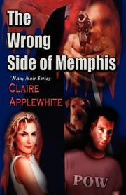 Cover art for THE WRONG SIDE OF MEMPHIS