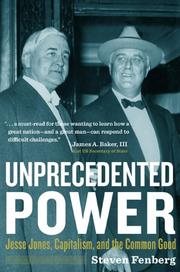 Cover art for UNPRECEDENTED POWER