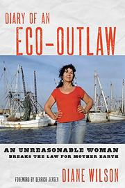 Cover art for DIARY OF AN ECO-OUTLAW