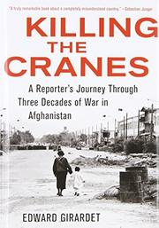 Book Cover for KILLING THE CRANES