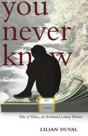 Book Cover for YOU NEVER KNOW
