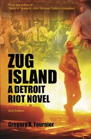 Book Cover for ZUG ISLAND