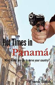 Book Cover for HOT TIMES IN PANAMA