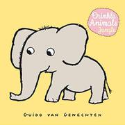 CRINKLE ANIMALS:  JUNGLE by Guido van Genechten