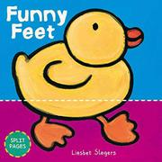 Book Cover for FUNNY FEET