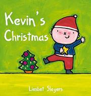 Book Cover for KEVIN'S CHRISTMAS