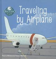 Book Cover for TRAVELING BY AIRPLANE