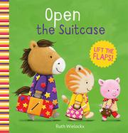 OPEN THE SUITCASE by Ruth Wielockx