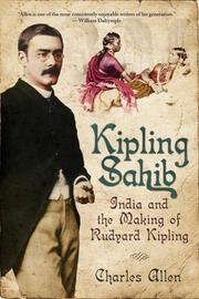 KIPLING SAHIB by Charles Allen