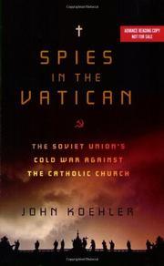 SPIES IN THE VATICAN by John Koehler