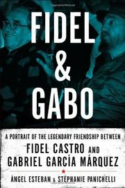 Cover art for FIDEL AND GABO