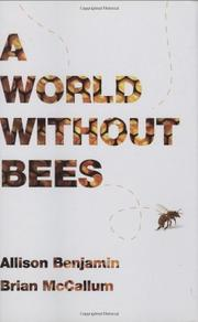 Book Cover for A WORLD WITHOUT BEES
